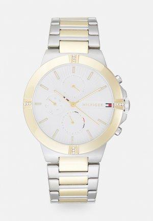 TALIA - Montre - silver-coloured/white