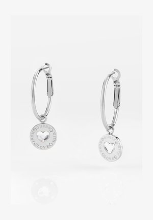 WITH LOVE - Earrings - silber