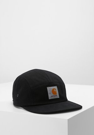 BACKLEY - Gorra - black