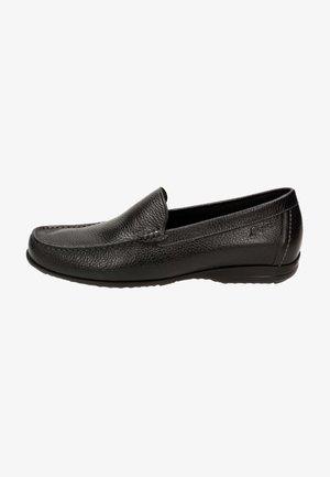 Mocassins - schwarz
