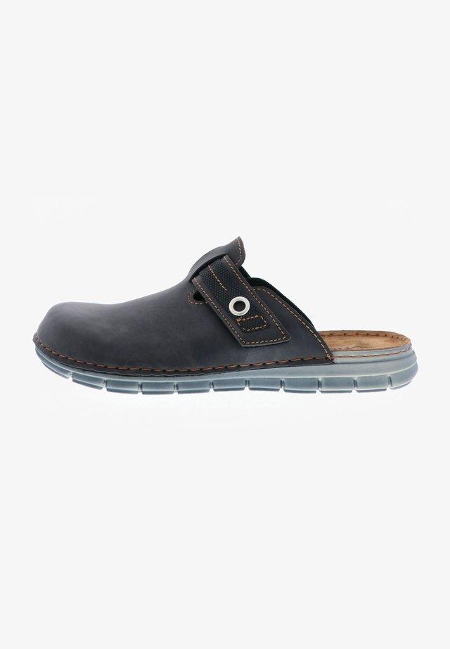 Clogs - schwarz