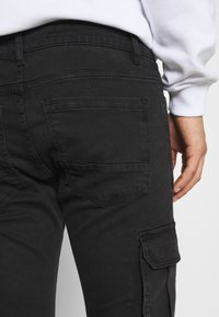 Brave Soul - HAMBURG - Jeans Skinny Fit - charcoal wash - 5