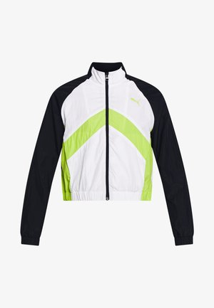 STUDIO CLASH ACTIVE TRACK JACKET - Treningsjakke - black