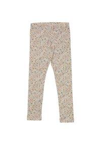 Wheat - Leggings - Trousers - dusty dove flowers - 1