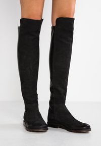 Felmini - CLASH - Over-the-knee boots - pacific/wonderful black - 0