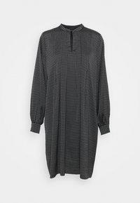 Bruuns Bazaar - ACACIA ARIE DRESS - Denní šaty - black - 5