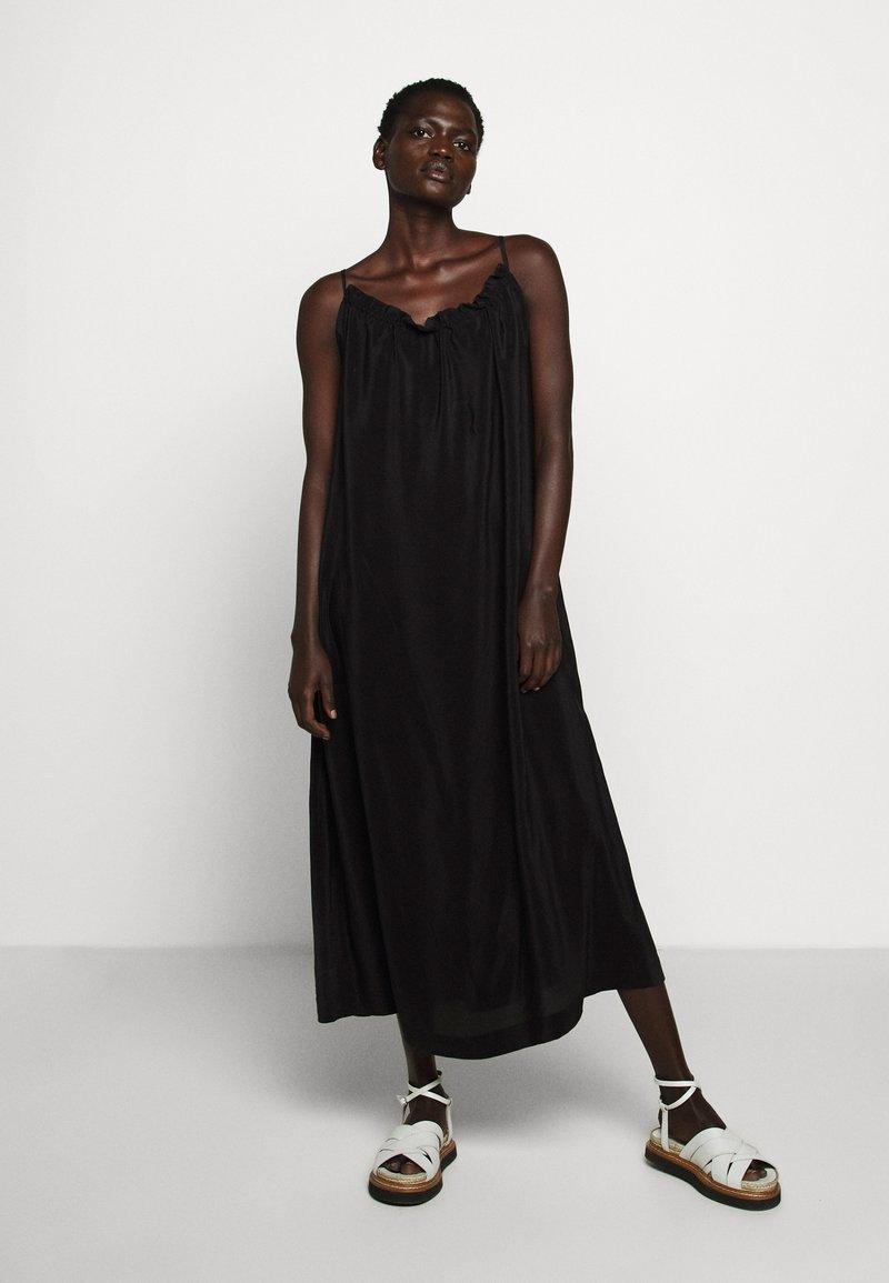 Rika - MALIBUDRESS - Vestido largo - black