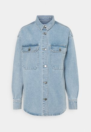 JDYBAILEY LIFE  - Short coat - light blue denim
