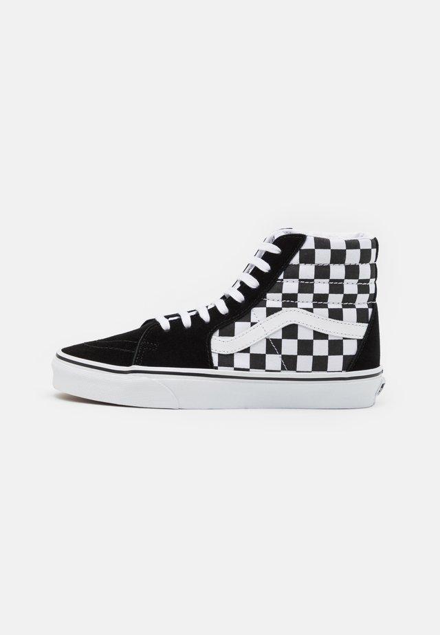 SK8 UNISEX - Sneakers hoog - black/true white