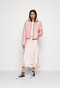 ONLY - PUFFER - Winter jacket - misty rose - 1