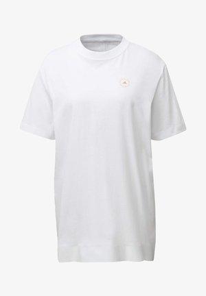 COTTON T-SHIRT - Print T-shirt - white