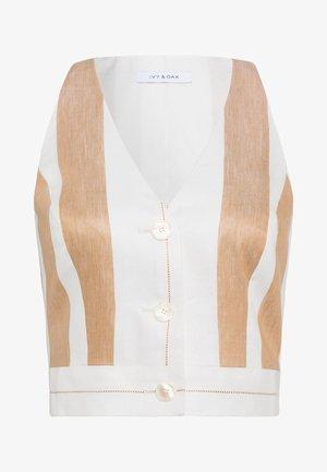 Blusa - beige