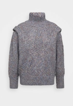 CMCABLE - Pullover - kentucky blue mix