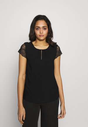 VMNINA - Blouse - black