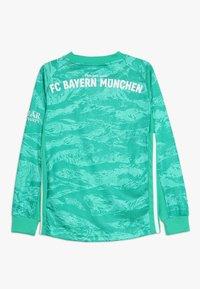 adidas Performance - FC BAYERN MÜNCHEN H GK JSY Y - Klubbkläder - core green - 1