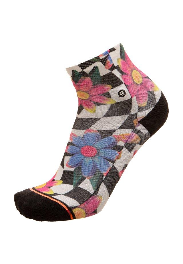 CRAZY DAISY - Socks - black