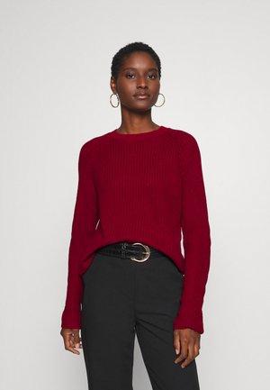 Maglione - brick red