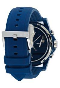 Armani Exchange - Chronograph watch - blau - 2