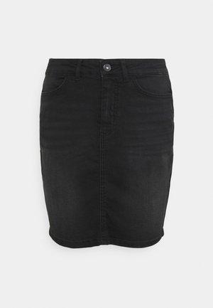 TWIGGY - Mini skirt - black