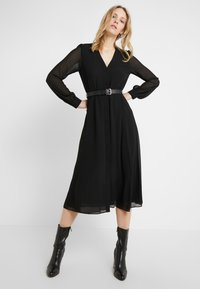MICHAEL Michael Kors - Day dress - black - 0
