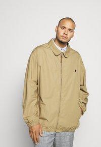 Polo Ralph Lauren Big & Tall - BAYPORT  - Summer jacket - luxury tan - 0