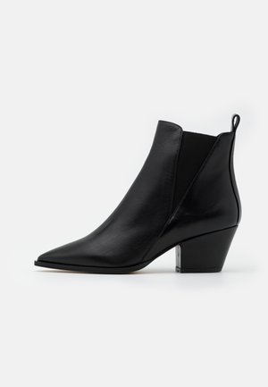 DENISH - Kotníková obuv - nero