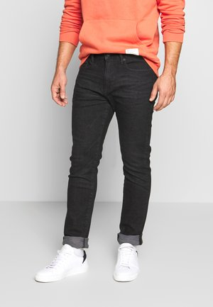 TAPER  - Jeans Tapered Fit - washed black