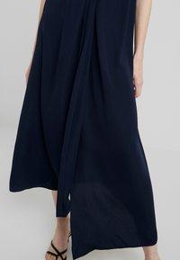 KIOMI TALL - SMART V NECK COLUMN DRESS - Maxi dress - dark blue - 5