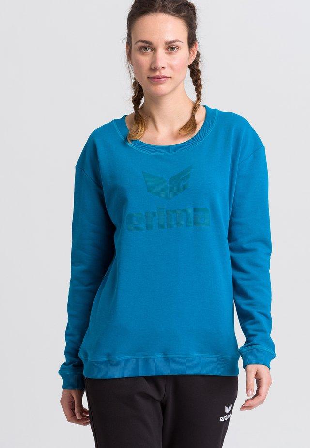 Sweatshirt - blue