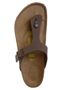 Birkenstock - GIZEH - T-bar sandals - mocca - 6