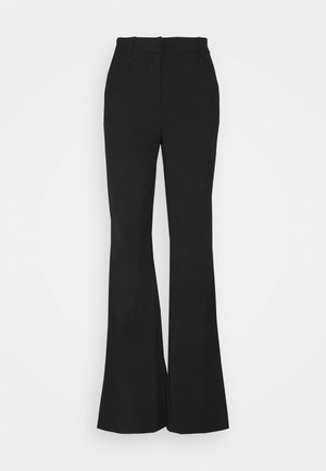 YASEBBA FLARED PANT TALL - Trousers - black
