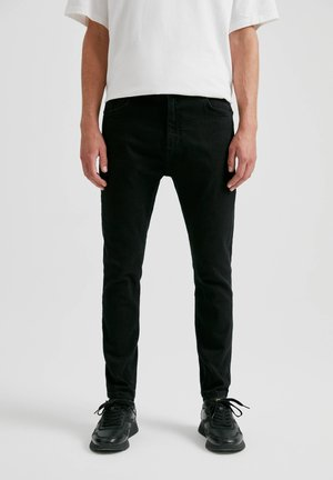 Skinny-Farkut - black