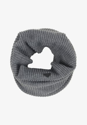 Snood - grey denim