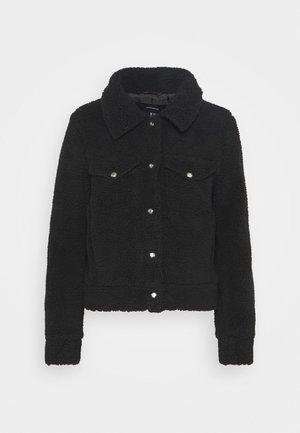 VMBETTE SHORT JACKET - Winter jacket - black