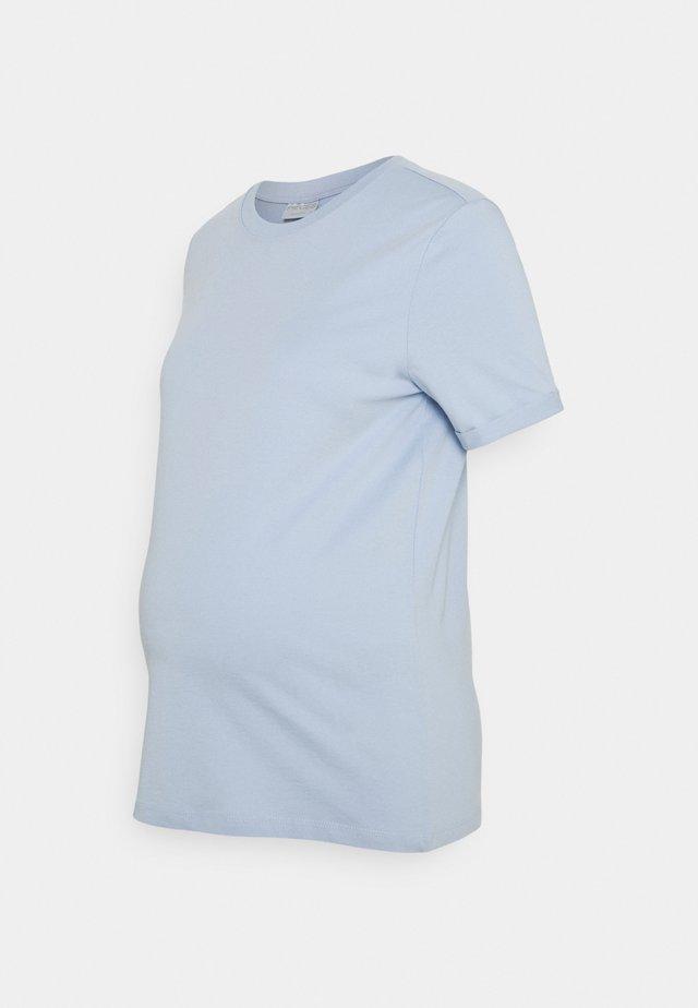 PCMRIA FOLD UP SOLID - Jednoduché triko - kentucky blue