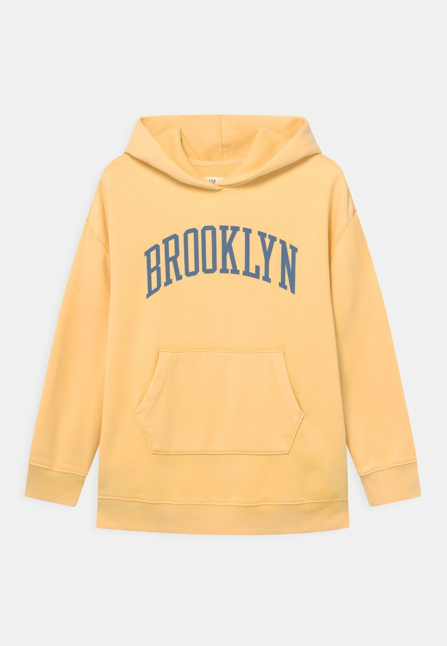 GIRL - Sweatshirt - havana yellow