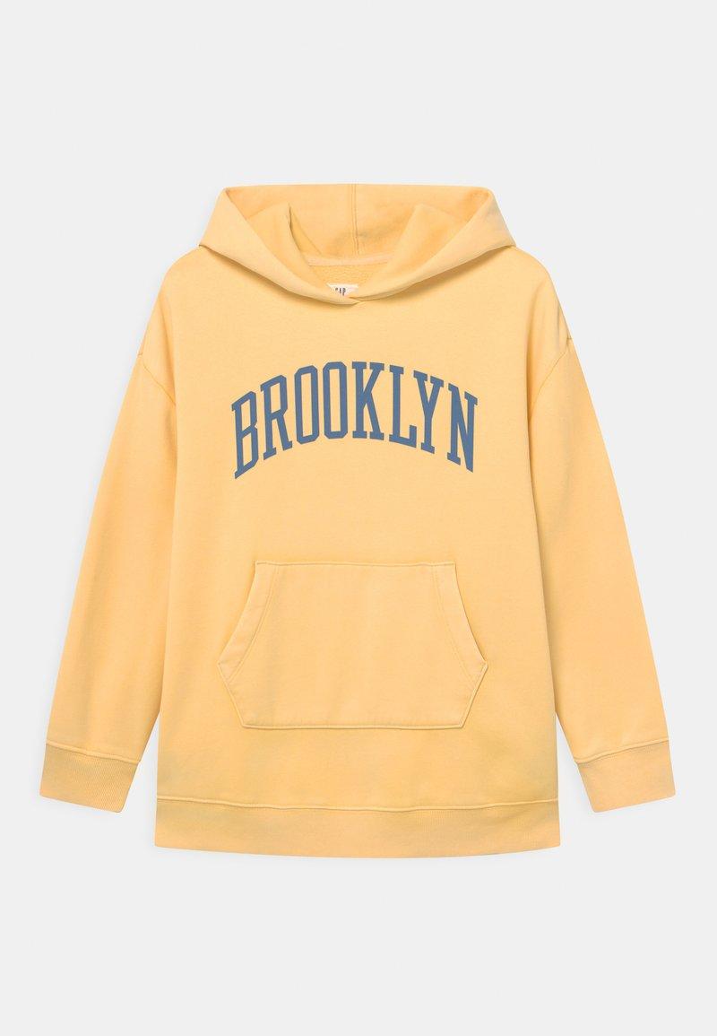 GAP - GIRL - Sweatshirt - havana yellow