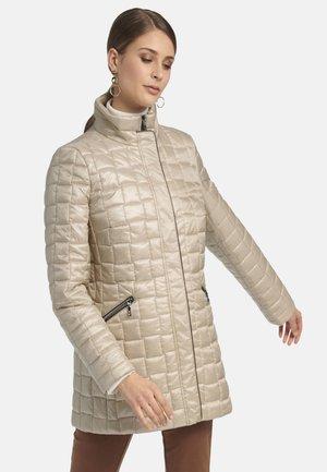 INNOVATION MIT  - Winter coat - stein