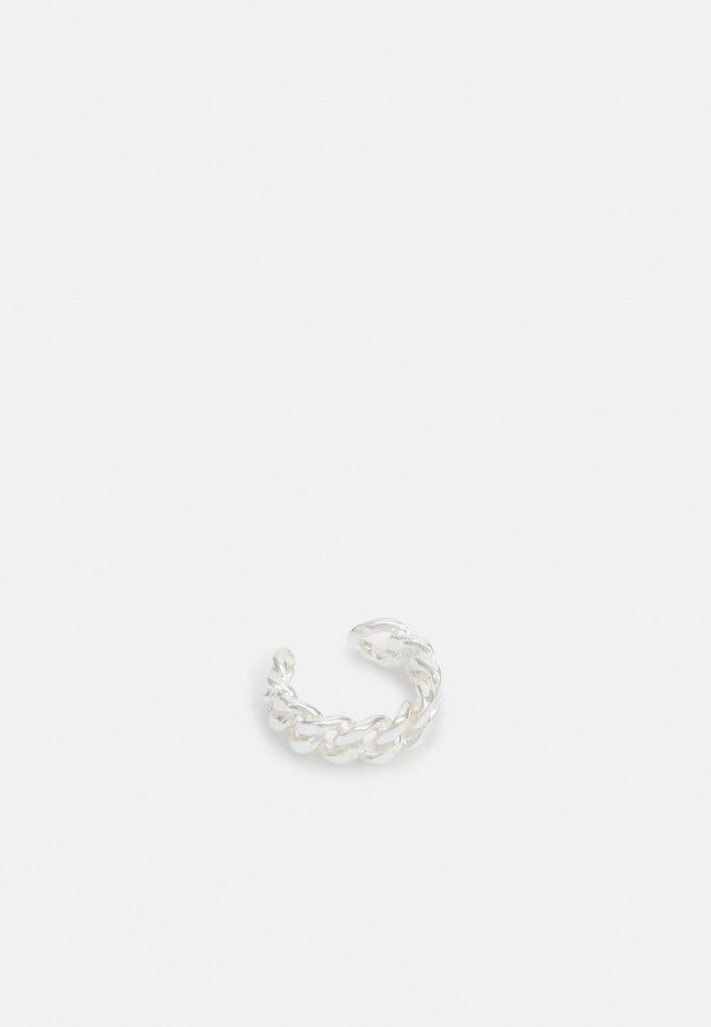 ELSA EARCLIP SMALL - Earrings - silver