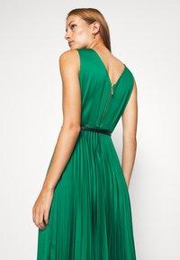Closet - PLEATED DRESS - Day dress - forest green - 4