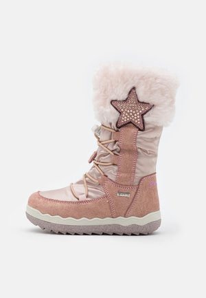 Winter boots - light pink