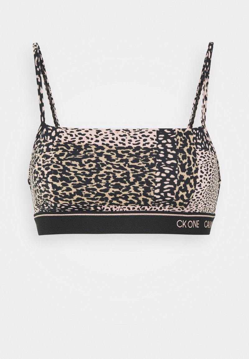 Calvin Klein Underwear - UNLINED BRALETTE - Bustier - strawberry champagne