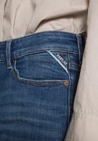 Replay - LUZIEN PANTS - Jeans Skinny Fit - medium blue - 4
