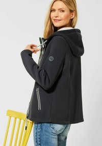 Cecil - Zip-up hoodie - grau - 2