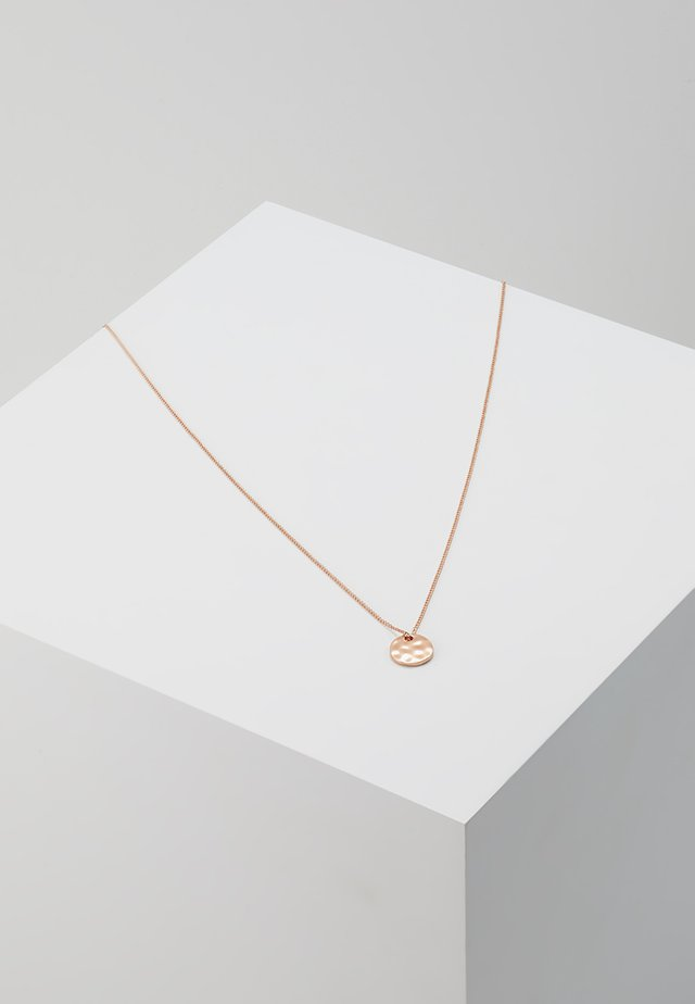 NECKLACE LIV - Necklace - rosegold-coloured