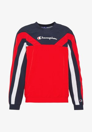 ROCHESTER ATHLEISURE - Mikina - red/blue/wht