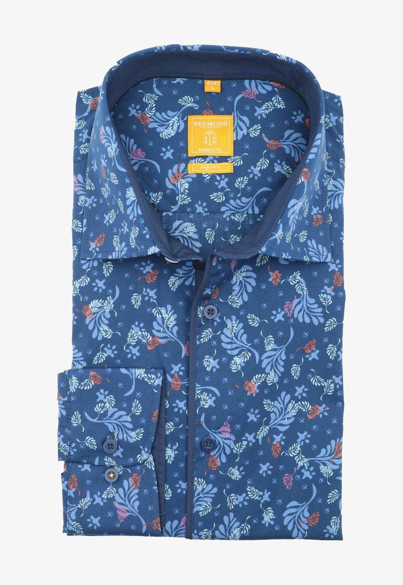 Redmond - Shirt - blau