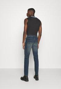 Denim Project - MR.BLACK - Slim fit jeans - vintage blue - 2