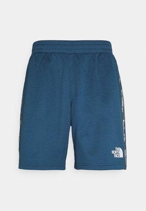 Shorts - monterey blue