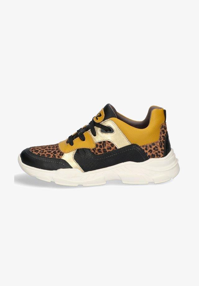 RENEE RUN  - Sneakers laag - cognac/yellow